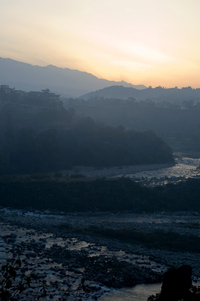 Kangra Valley sunrise