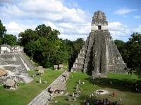 Tikal's Gran Jaguar Piramid