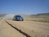 WRC Leon, Mexico 2006 / Solberg