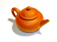 pottery kettle 2