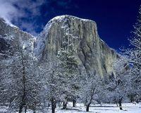 Snowy Mountine