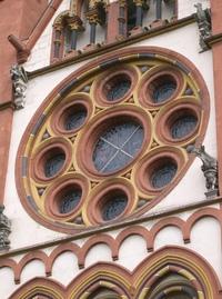 Dom in Limburg, Detail