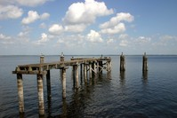Old Boat Dock