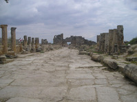 Ierapolis ancient market