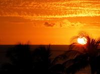 Sunset in Kawaii,Hawaii