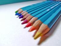 Watercolor Pencils 1