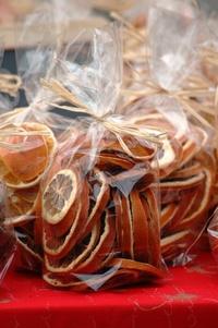 Dry Oranges Slices