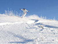 Snowboarding in Finland 8