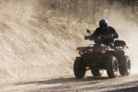 ATV driver