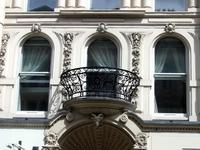 wrought-iron balcony 2