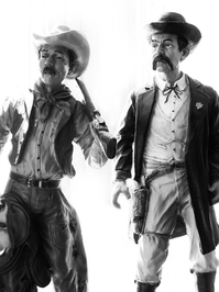 Cowboy & gunman