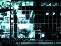 City,Urban,Chicago,Buildings,Windows,Light