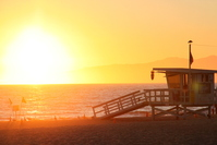 Sunset at LA 2