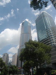 Shanghai SkyScrapers 1