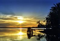Siwa oasis 1: Sunset