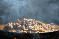 Paella in the fire 2