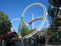 Roller Coaster at the Fair