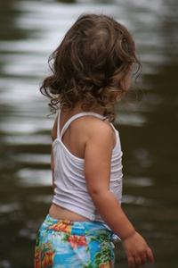 Makennan at Lost Creek Lake