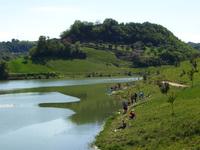 Artificial lake 2