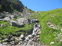 Little Waterfall France