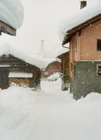 Ruschein in Winter