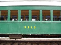 Train Car Side