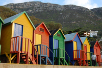 Cape Beach Huts