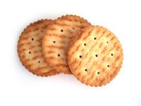 Round crisp cracker 2