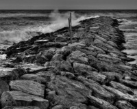 Black&White Pier
