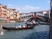 Venice - bridge RIALTO 1