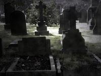 Dark Cemetery Shoot 4