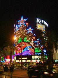 Las Vegas Casino & lights