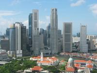 Singapore Skyline 1