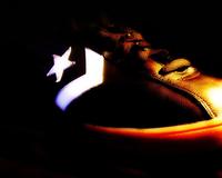 My new allstar shoe :)
