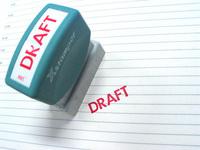 Draft Stamp 3