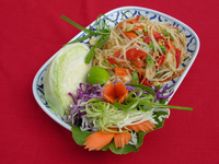 Som Tam Thai Food