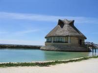 Beachside Hut in Mexico