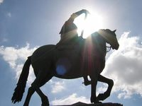 Sant Jordi a la Italiana