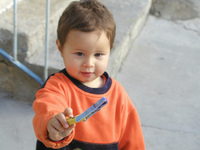 portret of child 1