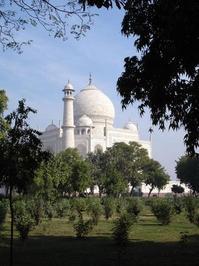 Taj Mahal, Agra, India, January 2006