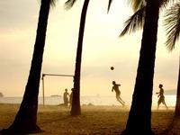 Soccer jumping