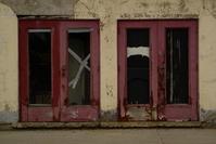 Old Broken Doors