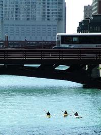 City transportation: bus, car, boat, walk