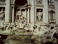 Trevi Fountain Rome Italy 5