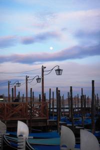 Luna a Venezia