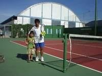 Trainer preparing lesson