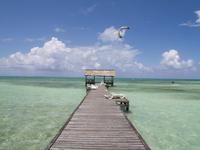 Kitesurfing Caya Coco Cuba