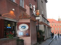 A Bavarian Restaurant, Warsaw