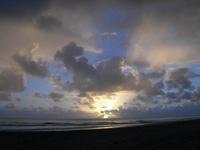 at sunset 3