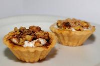 Vanilla Honey Walnut Tart